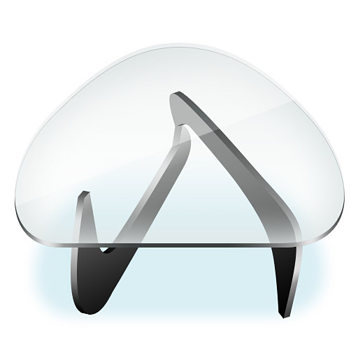 Clean Coffee Table Icon