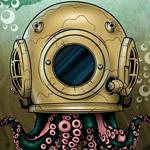 Stunning Underwater Painting