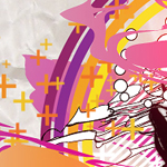 Colorful Vexel Banner