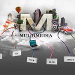 Multimedia Website Layout