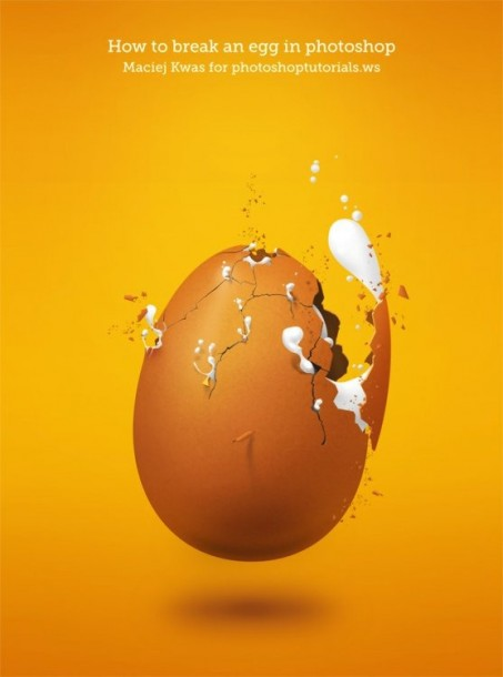 Breaking an Egg