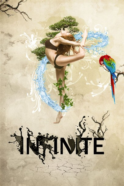 Dynamic Nature Poster