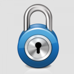 Shiny Padlock Icon