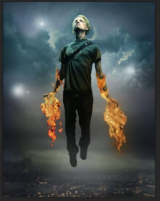 Flaming Manipulation