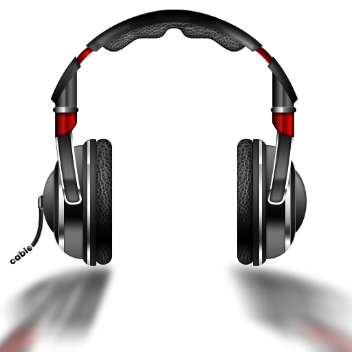 Stylish Pair of Headphones
