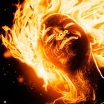 Flaming Photo Manipulation