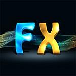 Dazzling 3D Text Effect